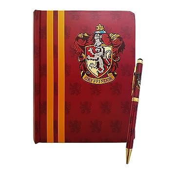 Harry Potter Gryffindor Crest A5 - Cuaderno de tapa dura y ...