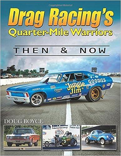 Drag Racings Quarter Mile-Warriors Cartech