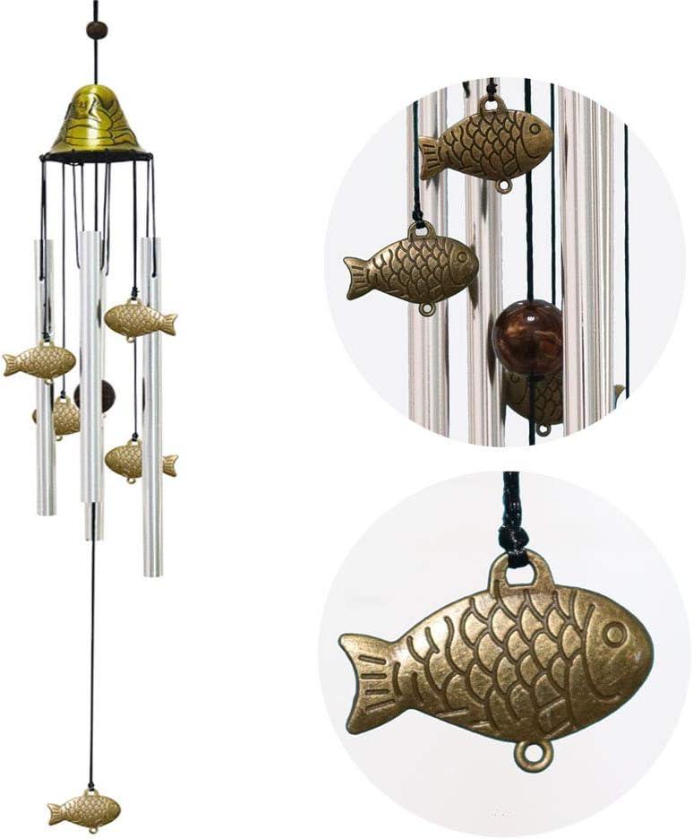 Brand New Wooden Fish WindChime