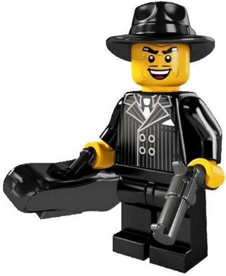 LEGO Lego-Minifiguras Serie 5 X 1 Violin Case para el gángster de serie 5  Rara fruttiped.com