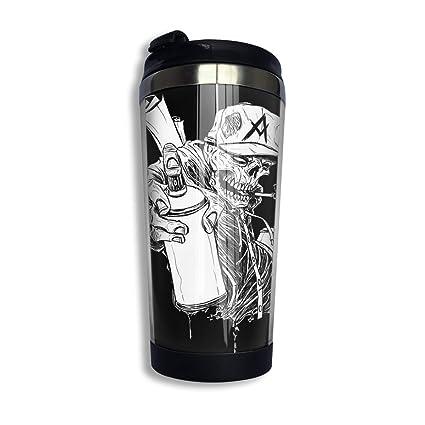 Amazon Com Ygxdpm Stainless Steel Travel Mugs Spray