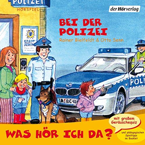 Bei der Polizei (Was hör ich da?)
