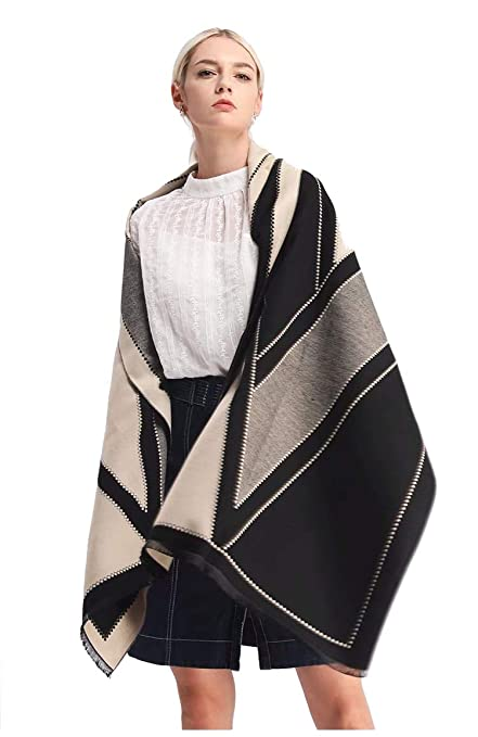 d1665407ad5 Winter Blanket Scarf Shawls And Wraps For Evening Dresses Cashmere Feel  Large Scarfs Scarves For Men And Women