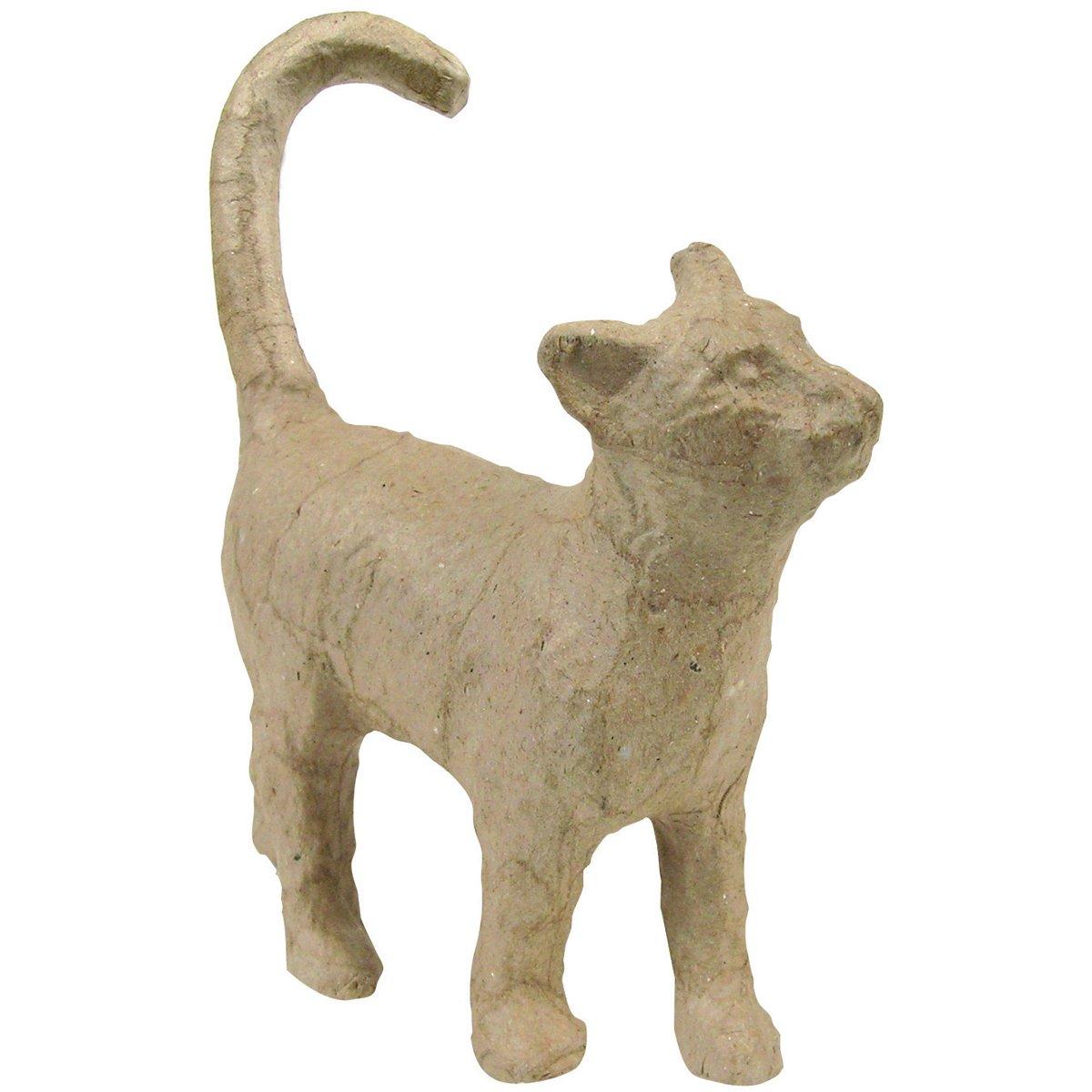 amazon com paper mache figurine 4 5