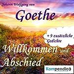 Willkommen und Abschied   Johann Wolfgang von Goethe