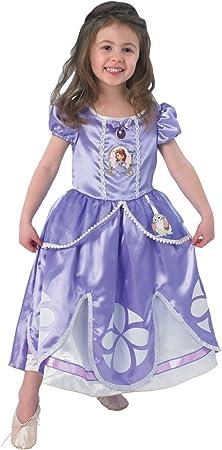 Rubies Disney - Disfraz de princesa para niña, talla 2-3 años (I ...