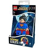Super Heroes LEGO DC Portachiavi Torcia Superman