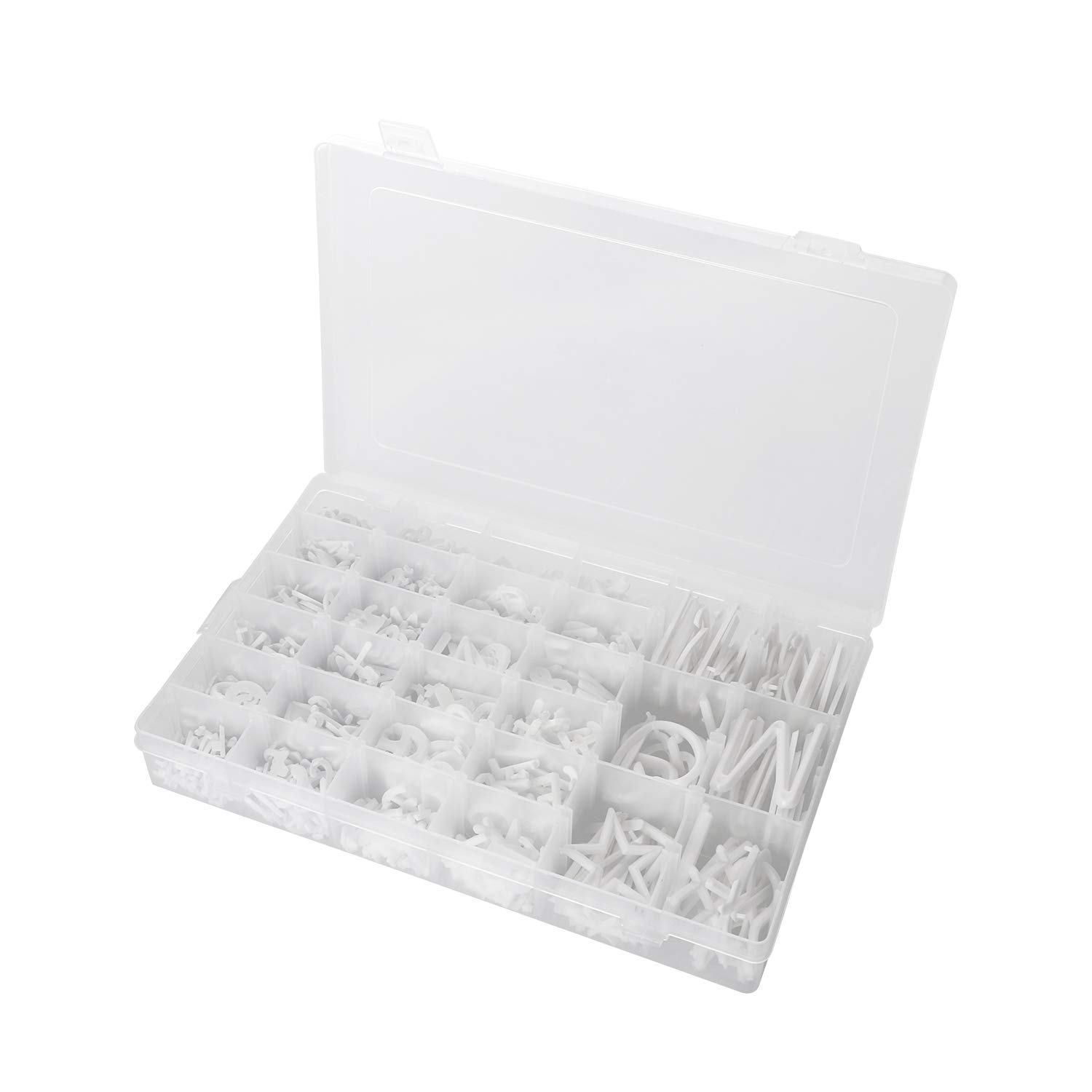 Letter Board Letters, 997 PRE-Cut Characters(in 3 Size) with Sorting Box NanGong