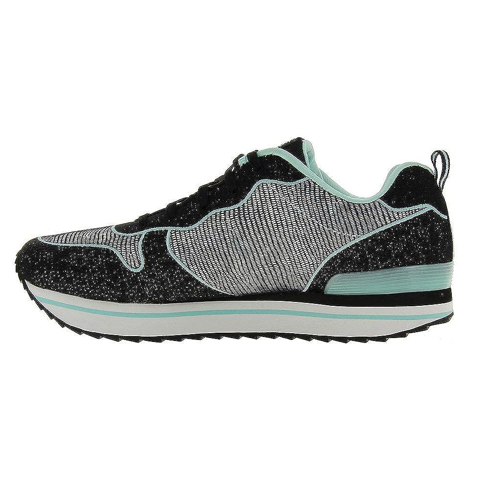 Skechers OG 84 Rise Shine Mujer Gris 36: Amazon.es: Zapatos
