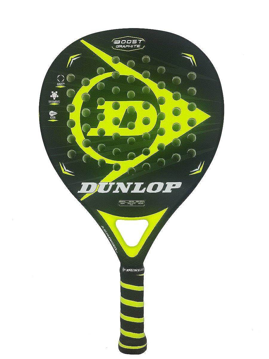 Dunlop pala de Pádel Boost Graphite: Amazon.es: Ropa y ...