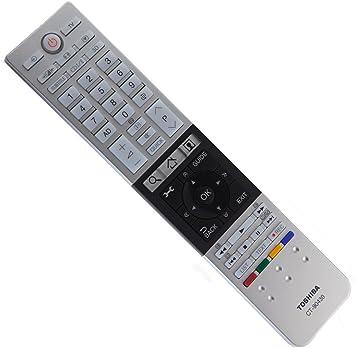 NUEVA originales de Toshiba LCD 3D Smart TV REMOTO CT-90430 CT 90430: Amazon.es: Electrónica