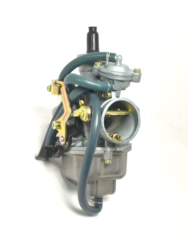 amazon com new carburetor for 2003 2007 honda crf150f crf 150f carb rh amazon com honda crf150f carb adjustment honda crf150f carburetor adjustment