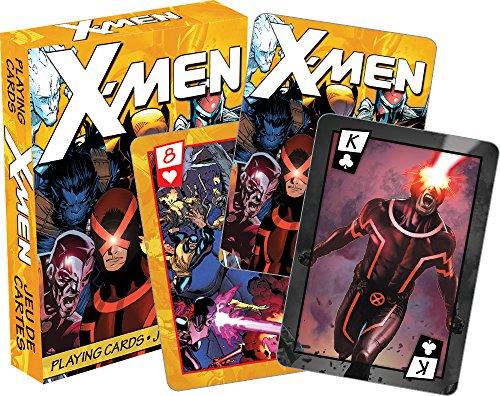 Aquarius X-Men Comics Playing Cards (Comics Playing Cards)