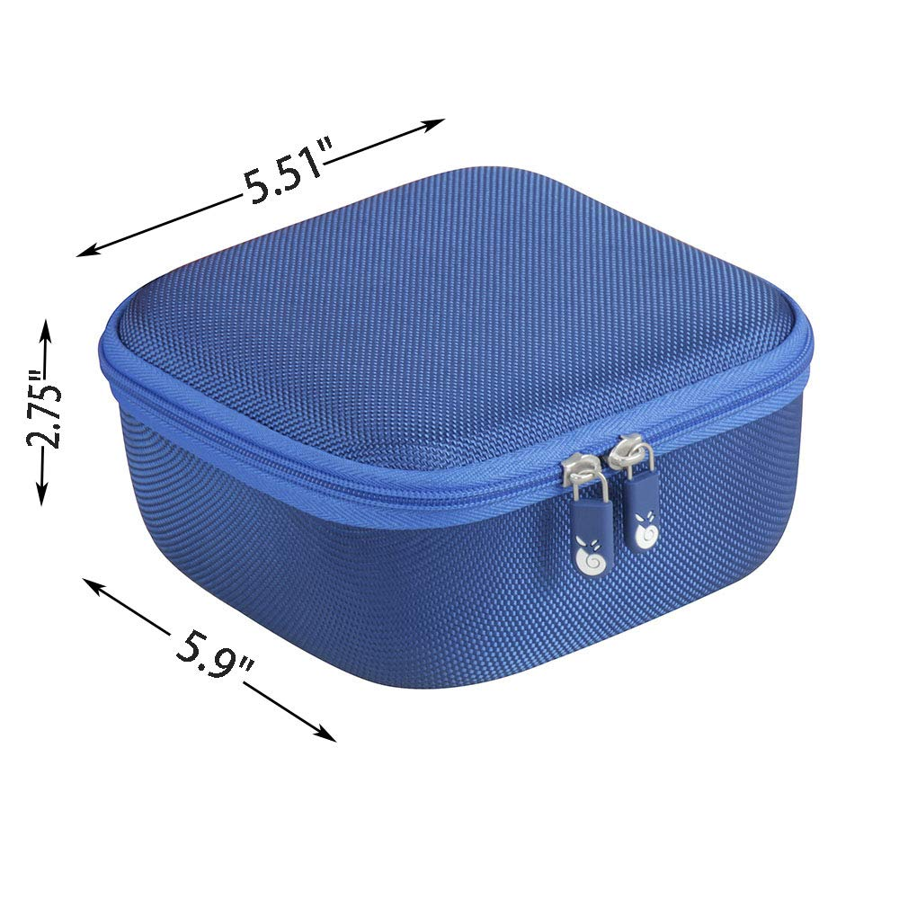 Hermitshell Travel Case Fits Boxer - Interactive A.I. Robot Toy (Blue) by Hermitshell (Image #7)