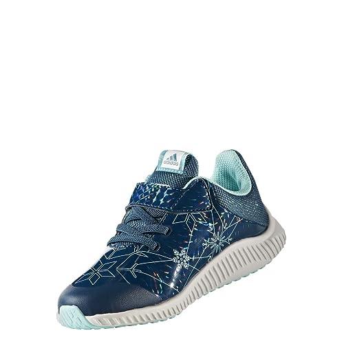 adidas DY Frozen Fortarun El C, Scarpe da Fitness Unisex – Bambini, Vari Colori
