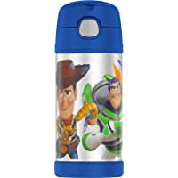 Thermos FUNtainer Vacuum Insulated Drink Bottle, Toy Story, F4019TS6AUS
