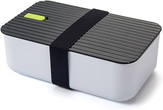Caja de almuerzo para microondas: Amazon.es: Hogar
