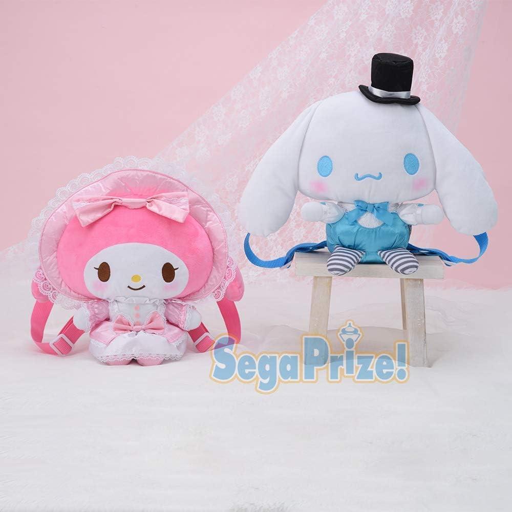 SEGA Yurukawa Sanrio Characters Gothic parade PM stuffed backpack Cinnamoroll