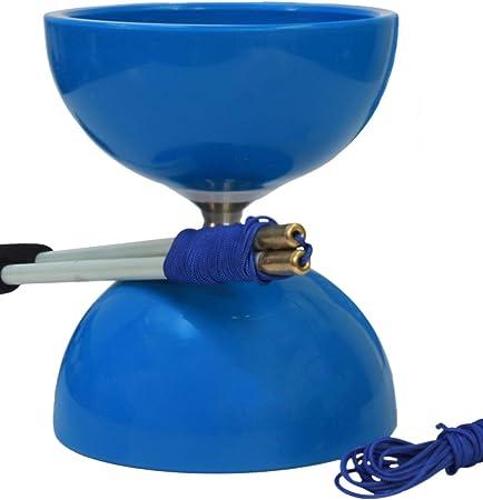 Spintastics Blue Diabolo Pro Chinese Yoyo
