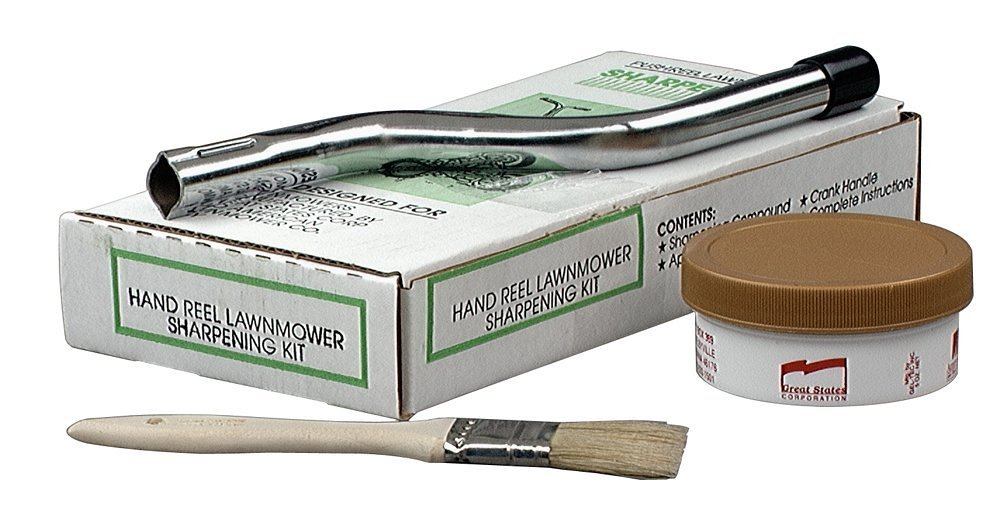 Amazon.com : American Lawn Mower SK-1 Reel Mower Sharpening Kit ...