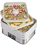 Hamilton Beach Plastic 500 W Digital Food Dehydrator Machine