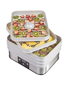 Hamilton Beach 32100A digital dehydrator
