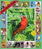 Audubon Songbirds Picture-A-Day Calendar 2018 [12'' x 14'']