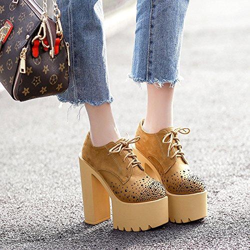 ZHZNVX Los zapatos de tacón alto y elegante nuevo estilo zapatos de tacón grueso con expuesto tira transversal sandalia zapatos de mujer zapatos pastel suelto black