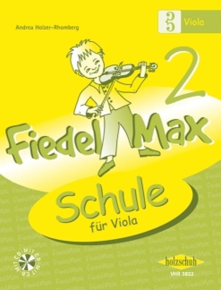 Fiedel Max 2. Viola