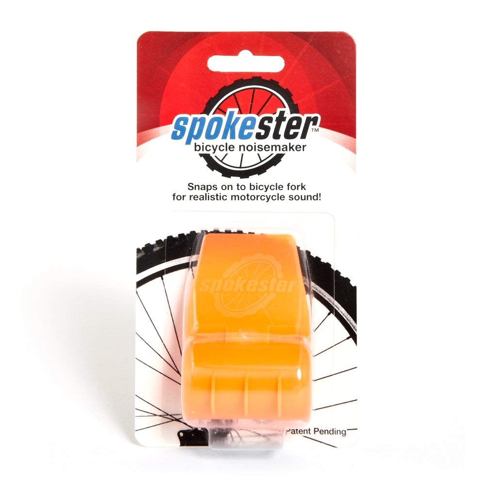 Makes Your Bike Sound Like a Motorcycle Playtrix Spokester Bicycle Noise Maker