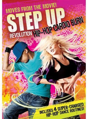 Step Up Revolution: Hip-Hop Cardio Burn [DVD] (Hip Hop Abs Total Body Burn Workout)