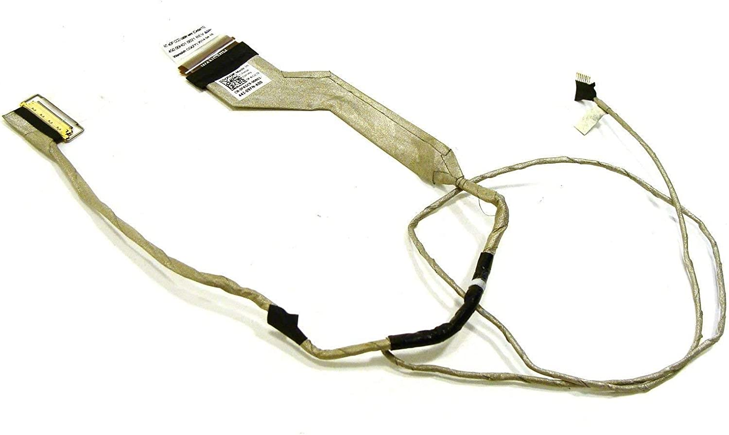 """Generic Brand for Dell Inspiron 15 -3000 -3541 15.6"""" LVDS LED LCD Video Cable FKGC9 450.00H01.0021"""