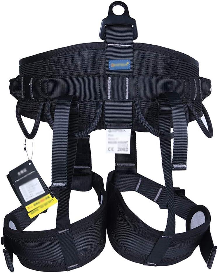 Attrezzatura da Arrampicata a Parete YiLianDaD Imbracatura di Protezione per Arrampicata allaperto Mezzo Corpo Cintura di Sicurezza Salvataggio