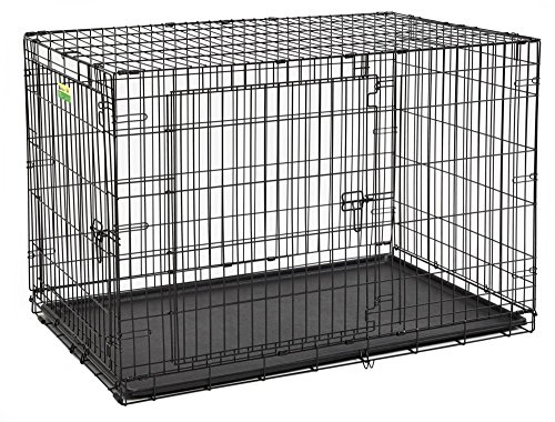 Midwest Products Co. 48″ Contour DBL Door Dog Crate For Sale
