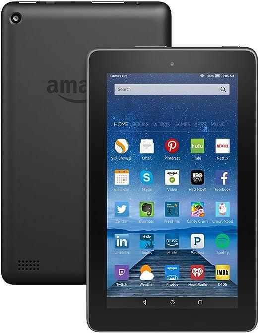 Amazon Fire Tablet Photos