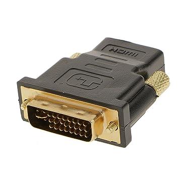 meilleur fournisseur Acheter Authentic le plus fiable Dvi-i Liaison Double (24 + 5 Broches) Mâle Vers HDMI ...