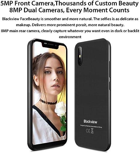 2019) Blackview A30 Smartphone Libre de 5.5 Pulgadas 19:9 (Android ...