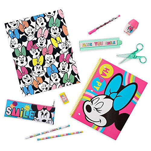 Disney Minnie Mouse Stationery Supply Kit by Disney