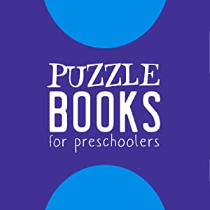 Puzzle Books for Preschoolers