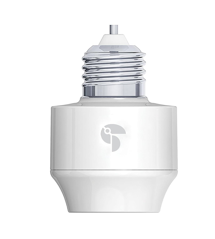 Toucan Smart Socket - Additional Smart Socket For Toucan Weatherproof Outdoor Security Camera