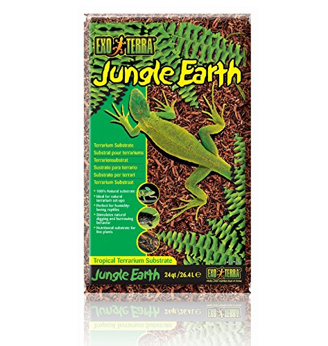 Exo Terra Jungle Earth, 24-Quart