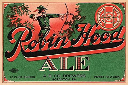 Buyenlarge Hood Robin (Buyenlarge Robin Hood Ale - 18