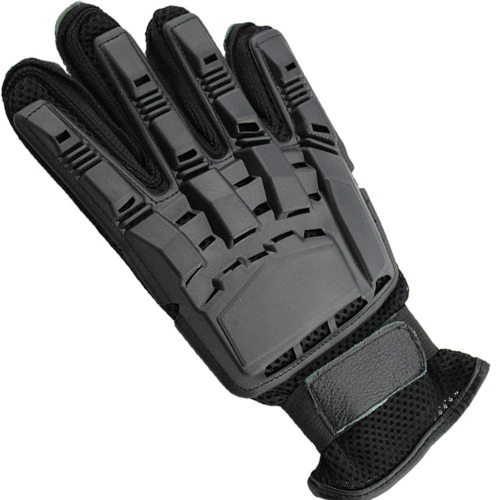Color : Black, Size : XL Ywlanlantrading Guante Dedo Completo Guantes t/ácticos Guantes de Ciclismo Guantes de Bicicleta de monta/ña Guantes de Bicicleta de Carretera