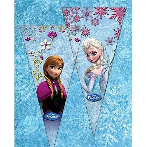 15 conos para caramelos Frozen bolsita Bolsa: Amazon.es: Hogar