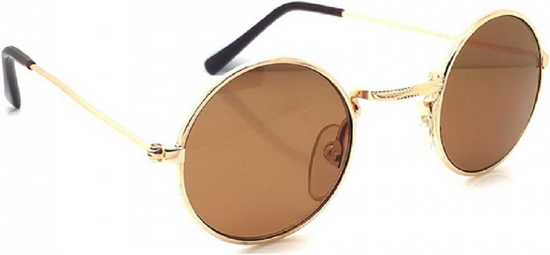 Unisex Uomo Jhon Lennon Donna Polarizzati Uv400 Inception Pro Infinite Occhiali da Sole Hippie Rotondi