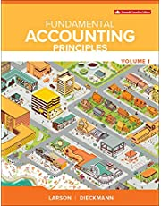 Fundamental Accounting Principles Volume 1 with Connect with SmartBook COMBO