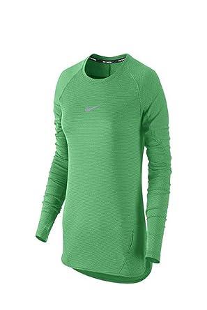 1360ef298 NIKE Womens Dri-Fit AeroReact Running Shirt 686957 at Amazon Women's ...