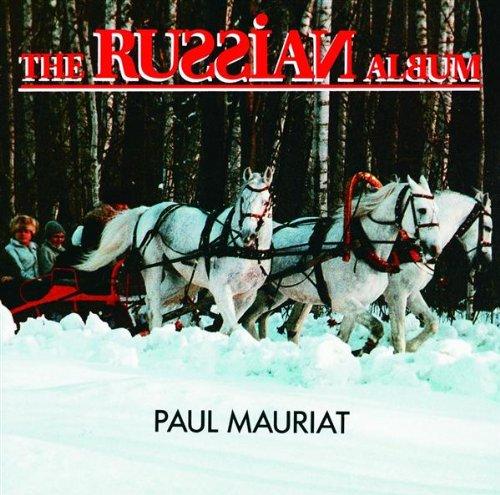 Paul Mauriat : Russian Album - (Imports)