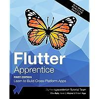 Flutter Apprentice (First Edition): Learn to Build Cross-Platform Apps
