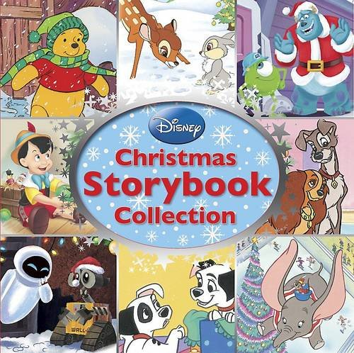 disney christmas storybook collection 9781472318770 amazoncom books - Disney Christmas Storybook Collection